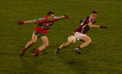 Ballymun were dominant in every sector