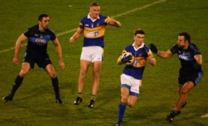 Boland and Kilkenny dictated the pace from the centre