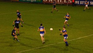 Castleknock began to play completely on their terms