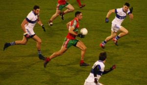 McCarthy drove forward all night from the back and midfield